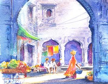 Desert Romance of Rajasthan
