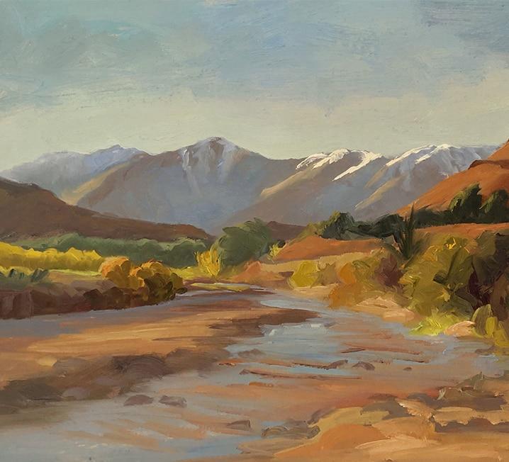 Art Safari Morocco, Atlas Mountains, Vicki Norman