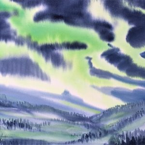 Northern Lights 2019, Karen Pearson