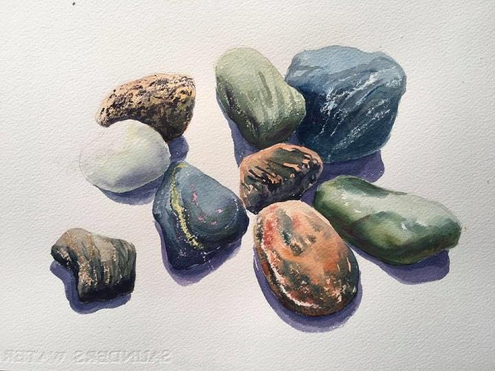 Art Safari Norway, Pebbles, Karen Pearson