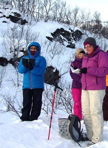 Art Safari Norway sketchers