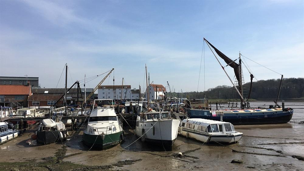 Art Safari, Ferry Quay, Woodbridge
