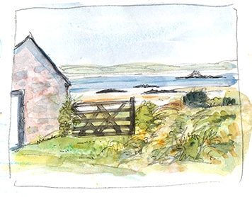 Paddling and Painting in Scilly (Virtual)