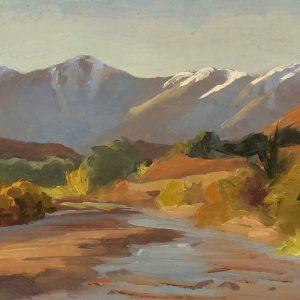 Atlas Mountains, Morocco by Vicki Norman