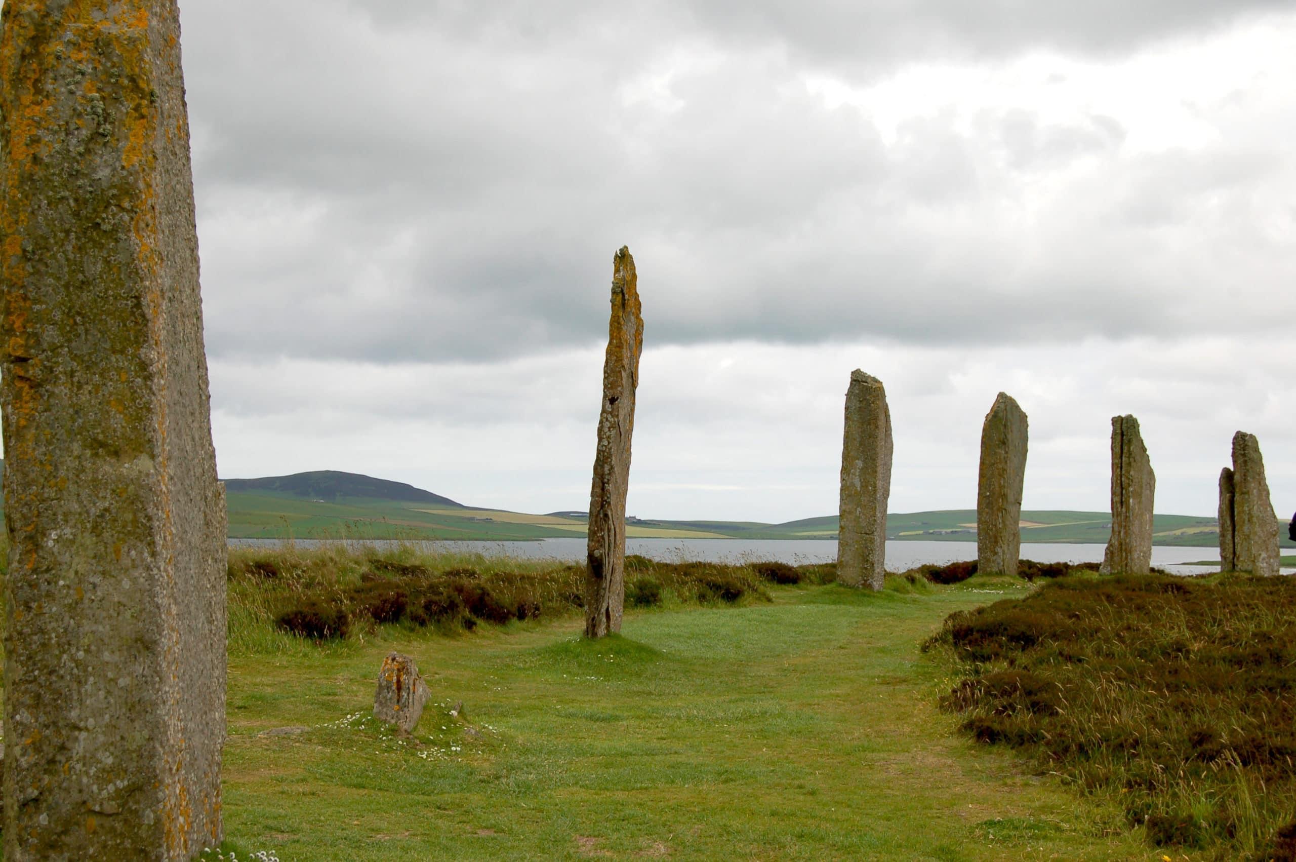 Art Safari Orkney, Ring of Brodgar