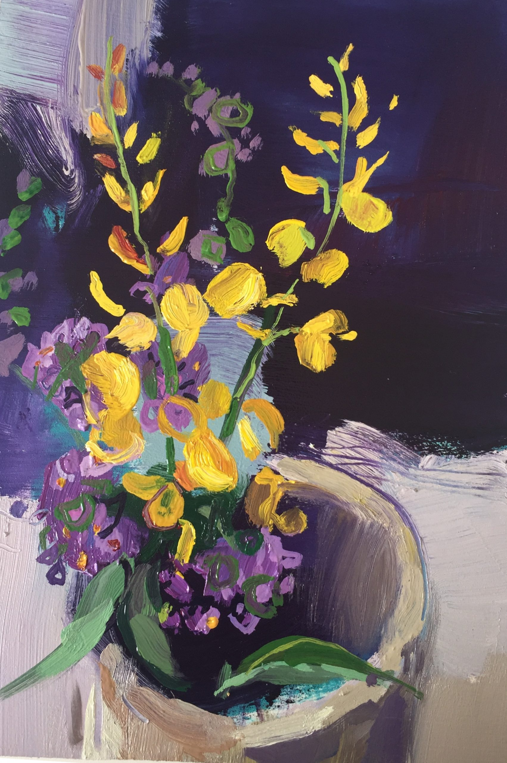 Lorna Hamiliton, flowers