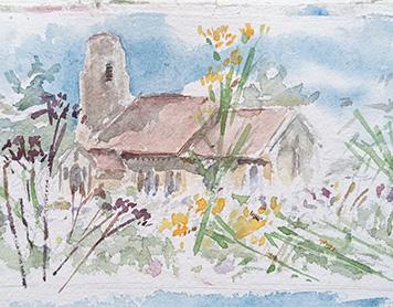 Suffolk Churches