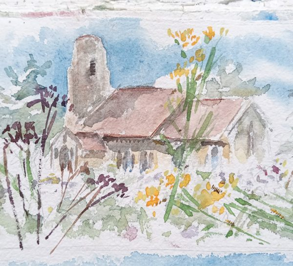 Ramsholt Church, Mary-Anne Bartlett