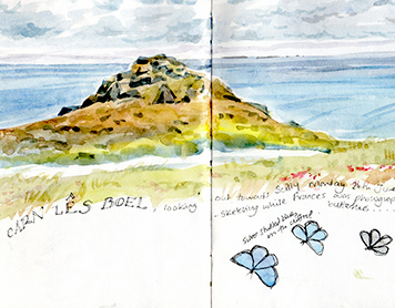A Cornish Sketchbook (Virtual)