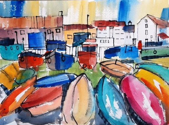 Ferry Quay sketch